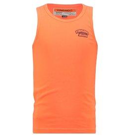 Vingino Vingino jongens hemd Gavi Orange