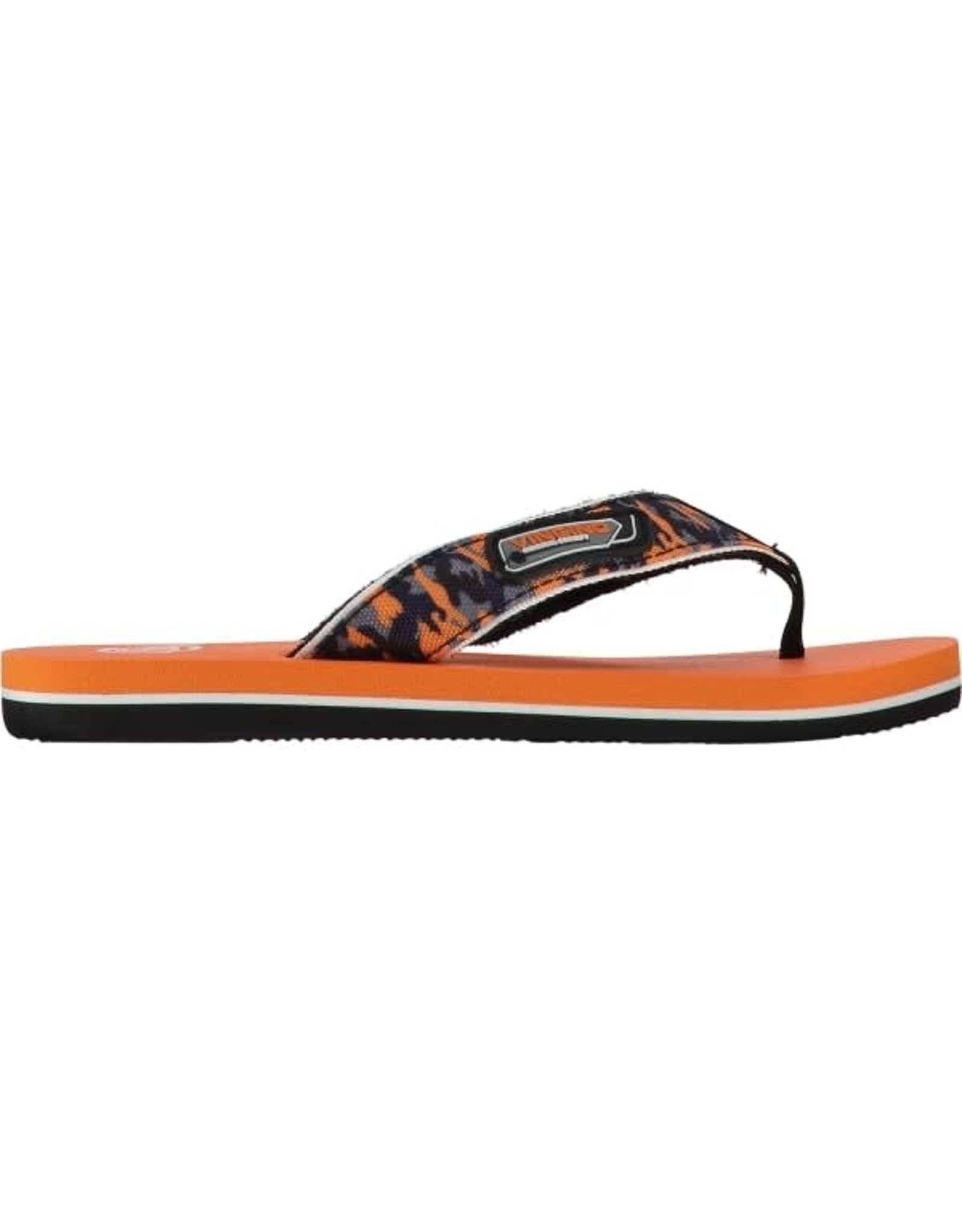 Vingino Vingino jongens slippers Jax Multicolor Orange