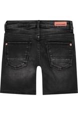 Vingino Vingino meiden korte jeans Dora Black Vintage