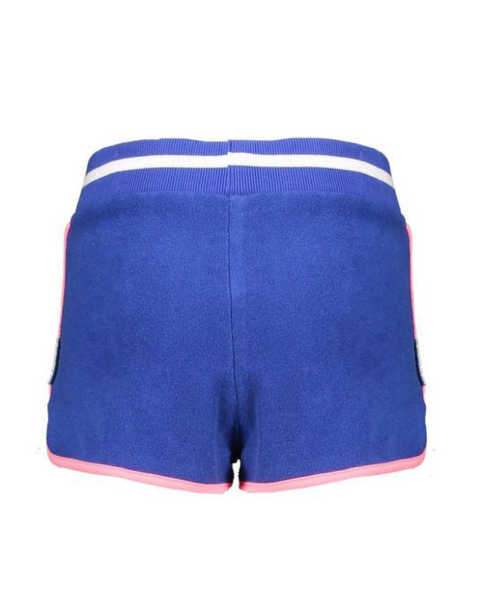 B.Nosy meisjes badstof korte broek Princess Blue
