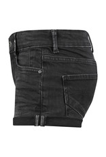 RETOUR Retour meiden korte jeans Allegra Black Denim