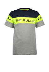 TYGO & vito TYGO & vito jongens t-shirt The Rules Navy