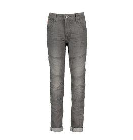 TYGO & vito TYGO & vito jongens jeans dubble kniestukken Grey Denim