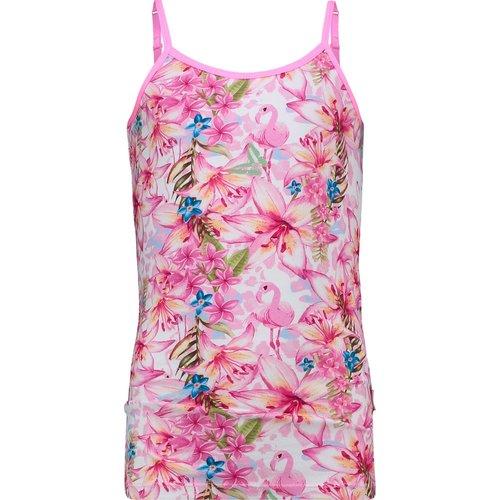 Vingino Vingino meiden ondergoed hemd Tropical Neon Pink