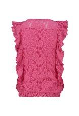 Vingino Vingino meiden top Hestina Neon Pink