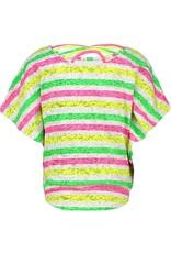 Vingino Vingino meiden t-shirt Ilene Neon Pink