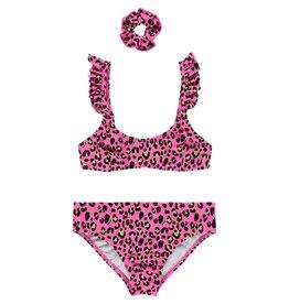 Vingino Vingino meiden bikini Zelia Neon Pink