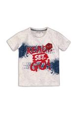 Dirkje Dirkje baby jongens t-shirt Ready Go Set