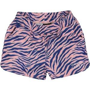 Crush Denim Crush Denim meiden korte joggingbroek Babette Pink