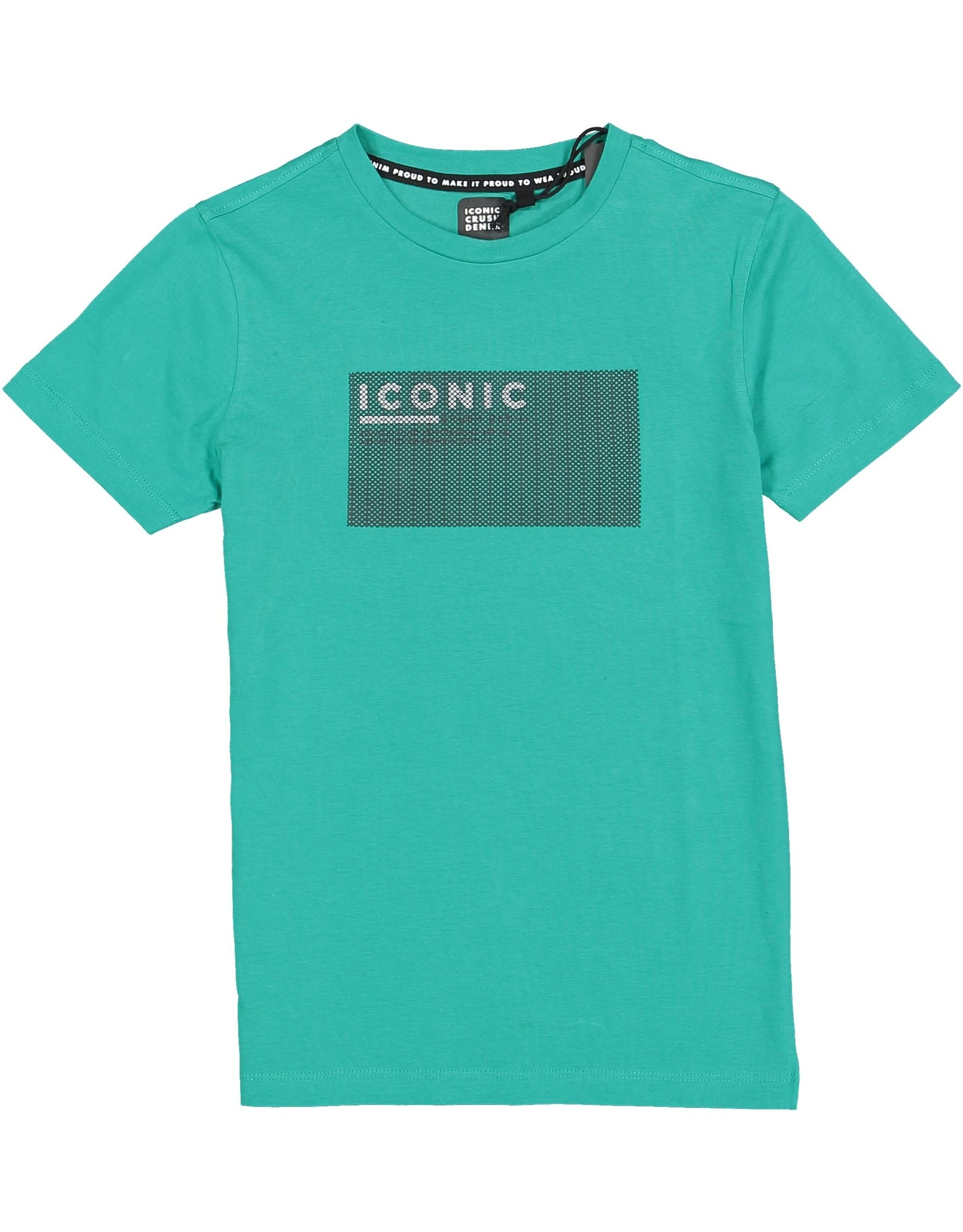 Crush Denim Crush Denim jongens t-shirt Tannersville Green