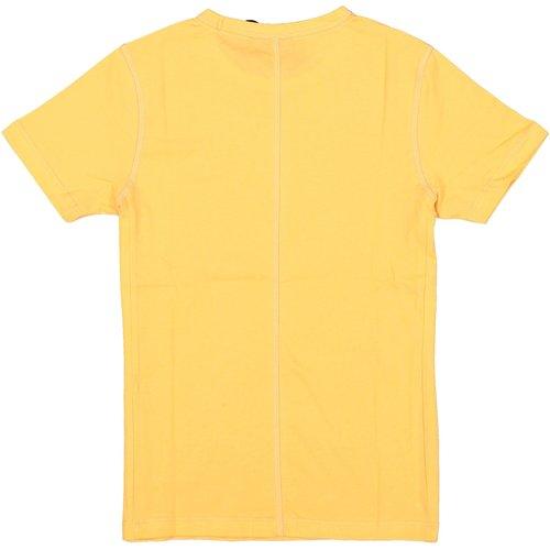 Crush Denim Crush Denim jongens t-shirt Tokyo Orange