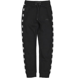 Crush Denim Crush Denim jongens joggingbroek Boston Black