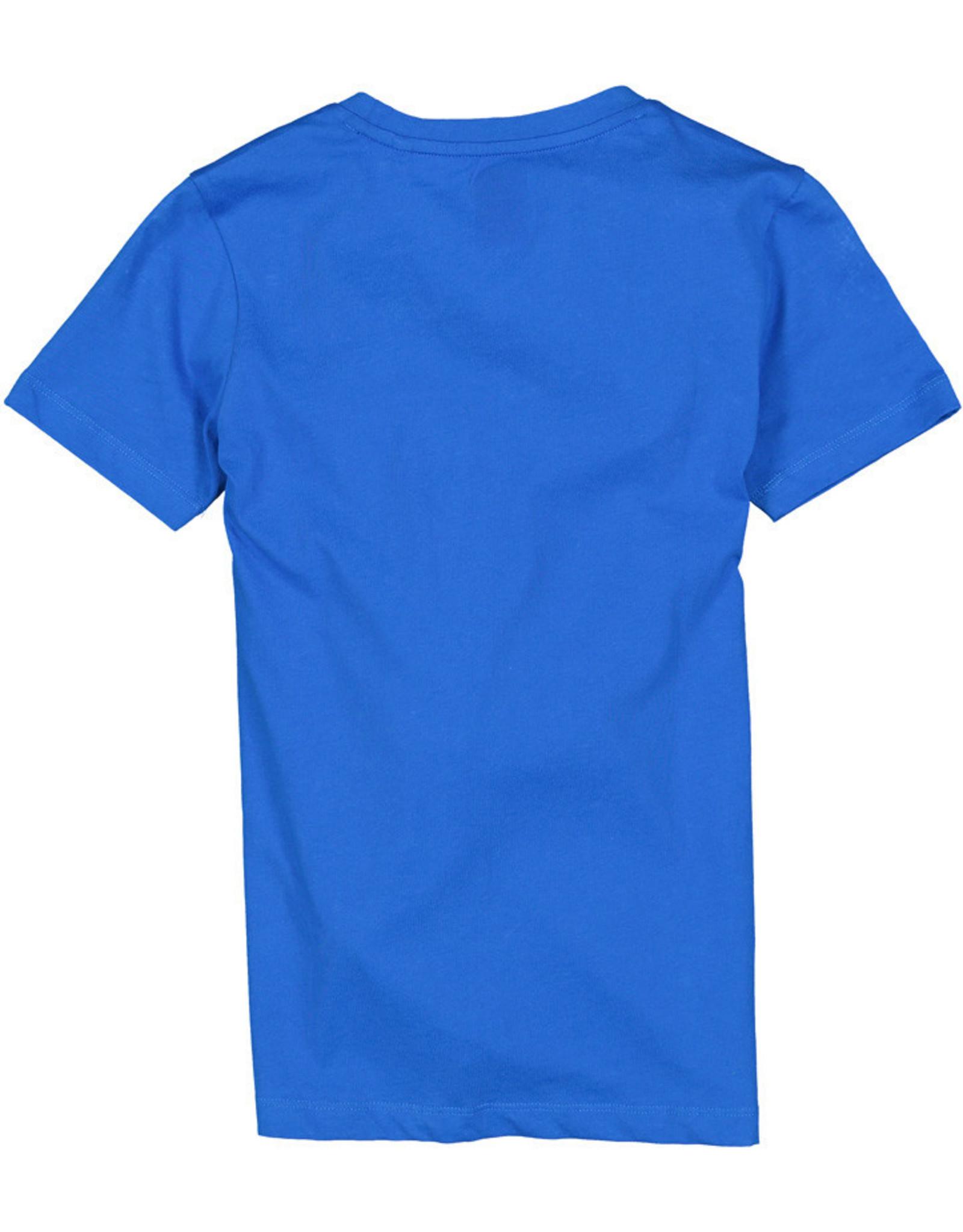 Crush Denim Crush Denim jongens t-shirt Tylor Blue