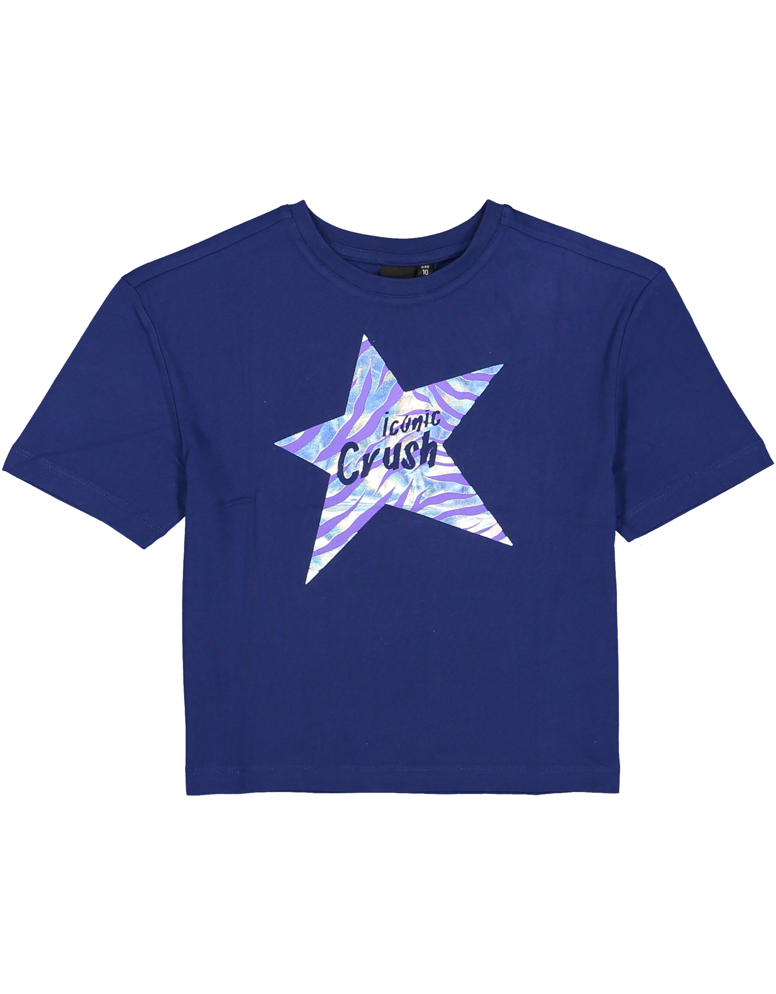 Crush Denim Crush Denim meiden t-shirt Toni Navy