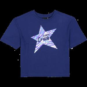 Crush Denim Crush Denim meiden t-shirt Toni Navy