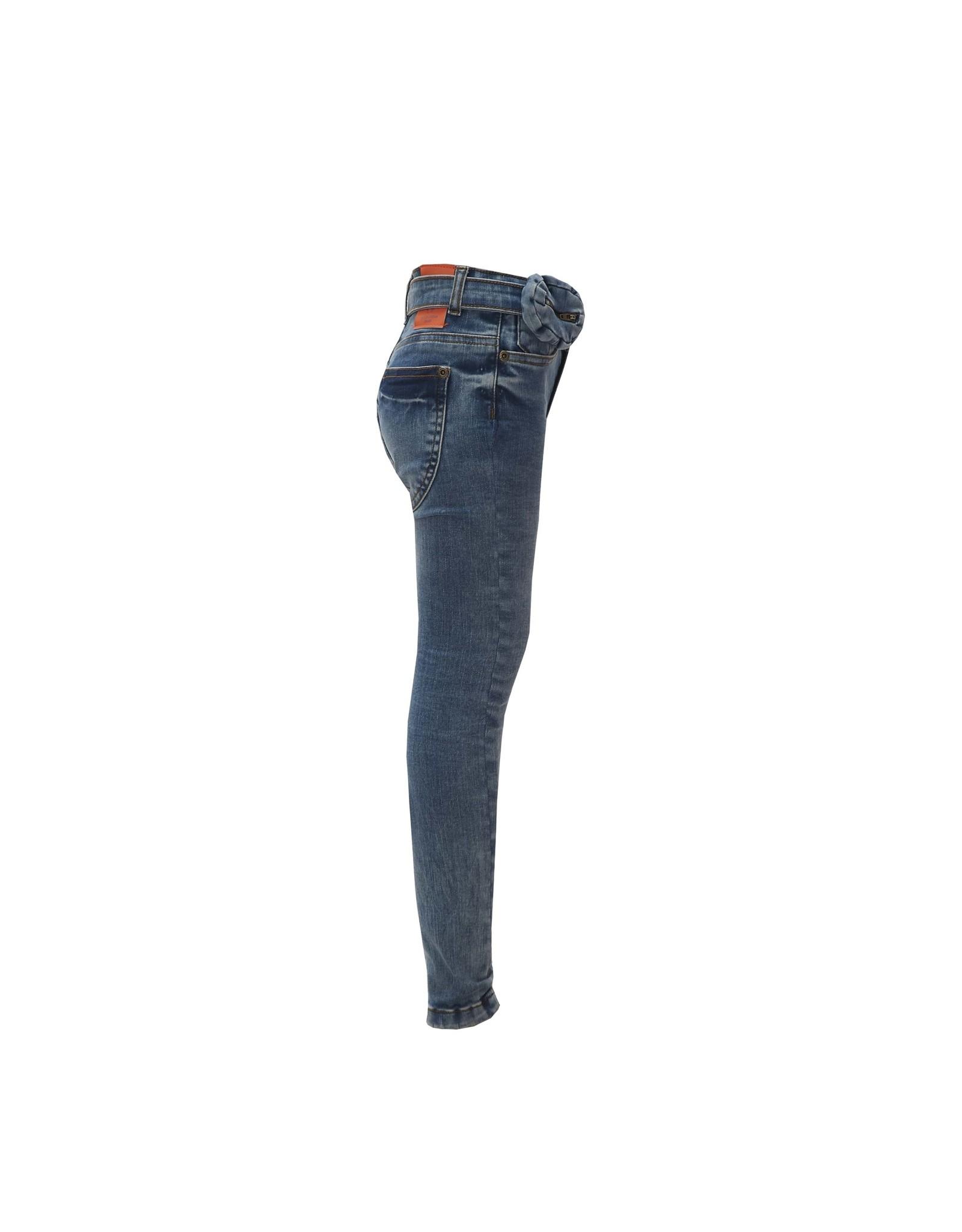 DDD DDD meisjes jeans Kuzidi Light Blue