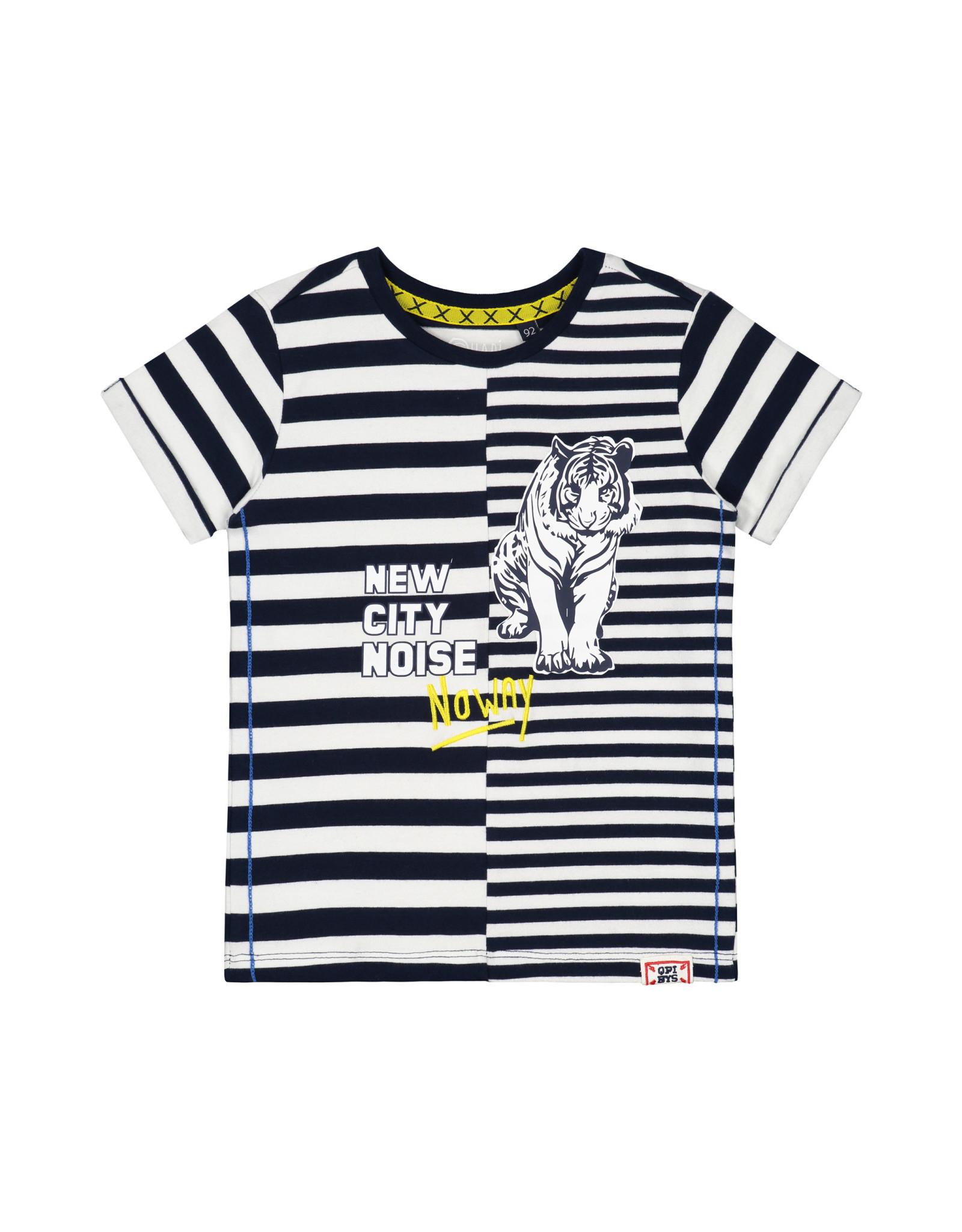 Quapi Quapi baby jongens t-shirt Bent