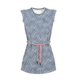 Quapi Quapi meisjes jurk Aafje Zigzag
