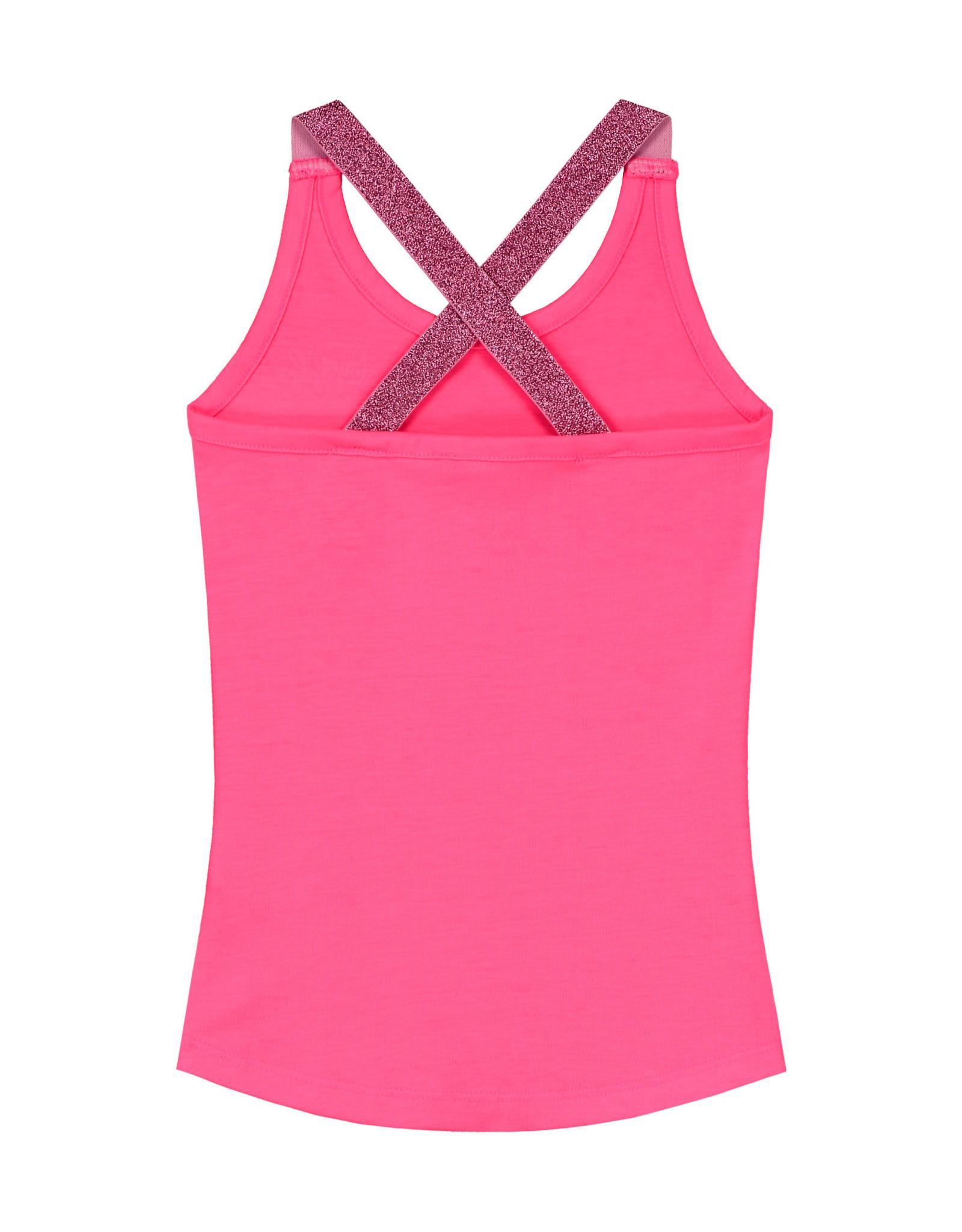 Quapi Quapi meisjes top Aviane Neon  Pink