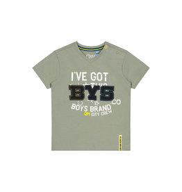 Quapi Quapi baby jongens t-shirt Bert