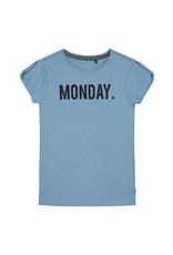 LEVV Levv meiden t-shirt Fieke Blue