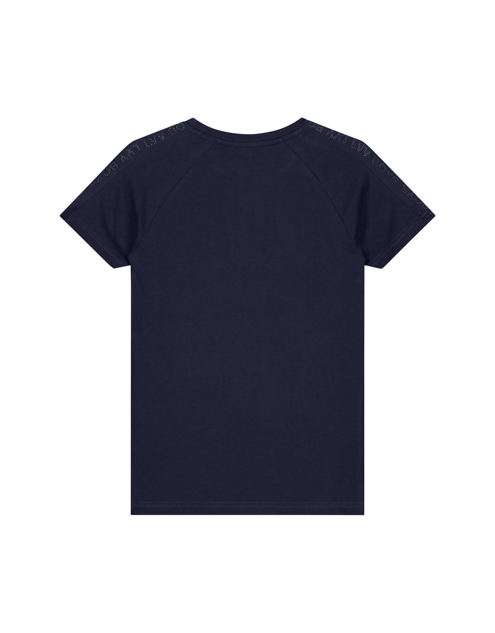LEVV Levv jongens t-shirt Filemon Dark Navy