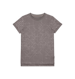 LEVV Levv jongens t-shirt Felix Steel