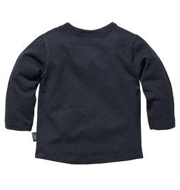 LEVV Levv Newborn shirt Zack Dark Grey
