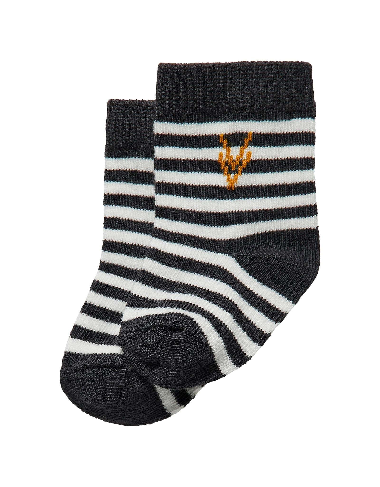 LEVV Levv Newborn jongens sokken Zebb