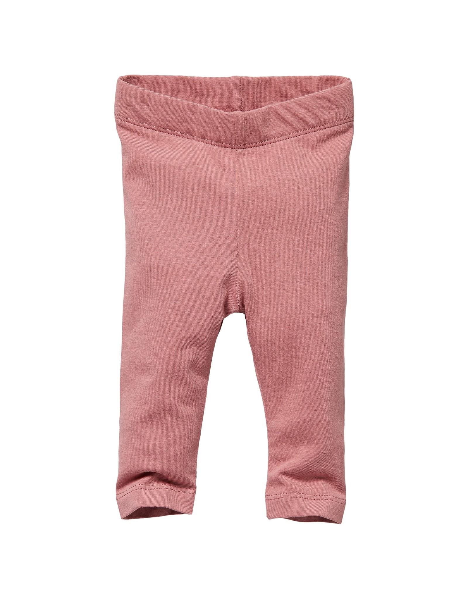LEVV Levv Newborn meisjes legging Ziona Old Pink