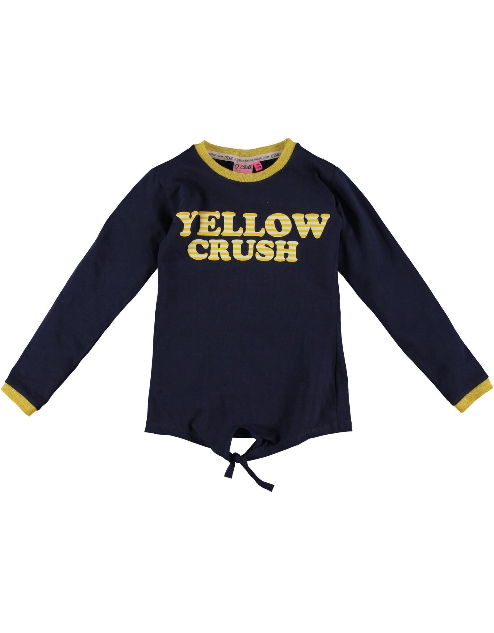 O'Chill O'Chill meiden shirt Bente Navy