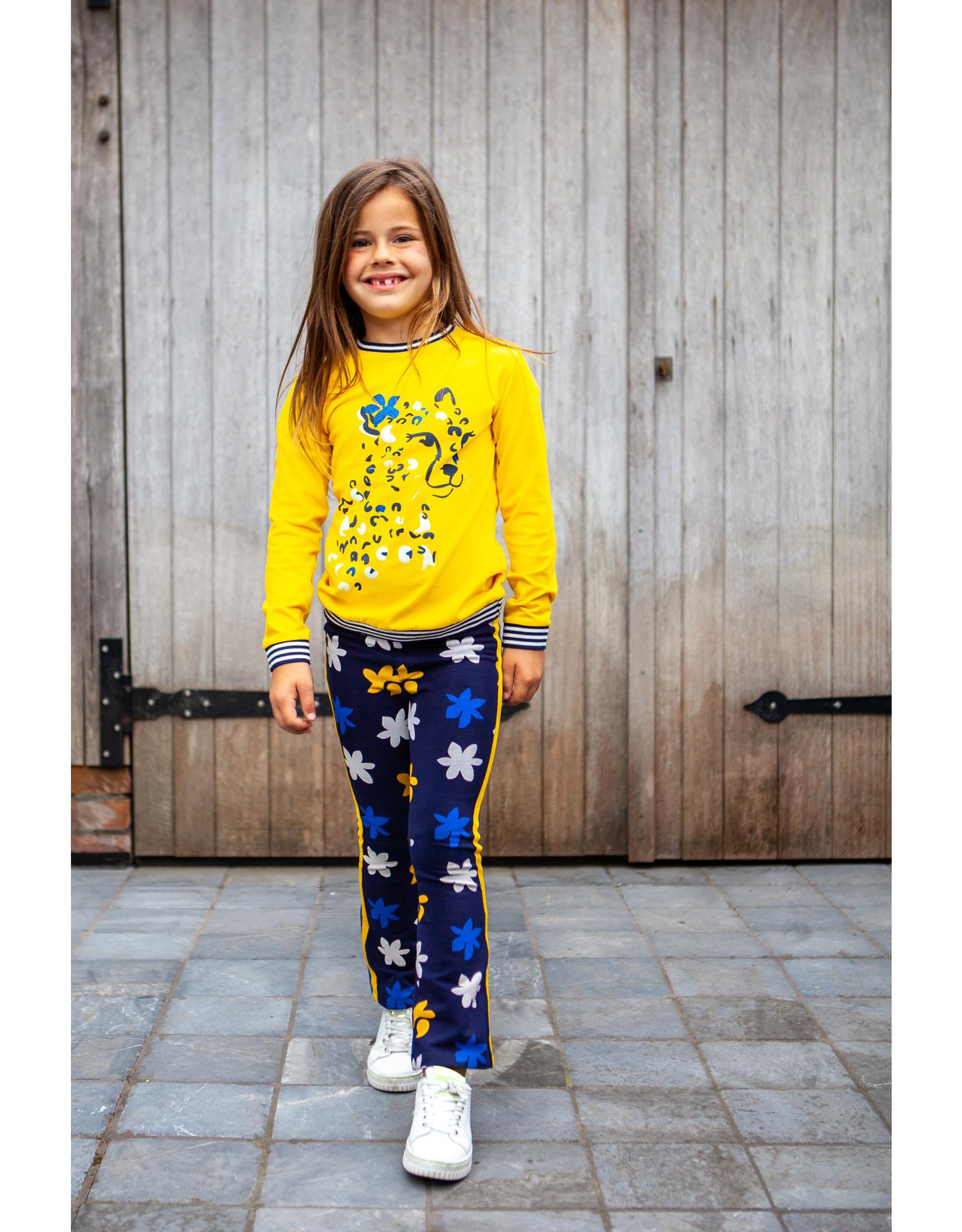 O'Chill O'Chill meiden shirt Kirsten Yellow