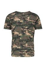 Vingino Vingino jongens t-shirt Hall Army