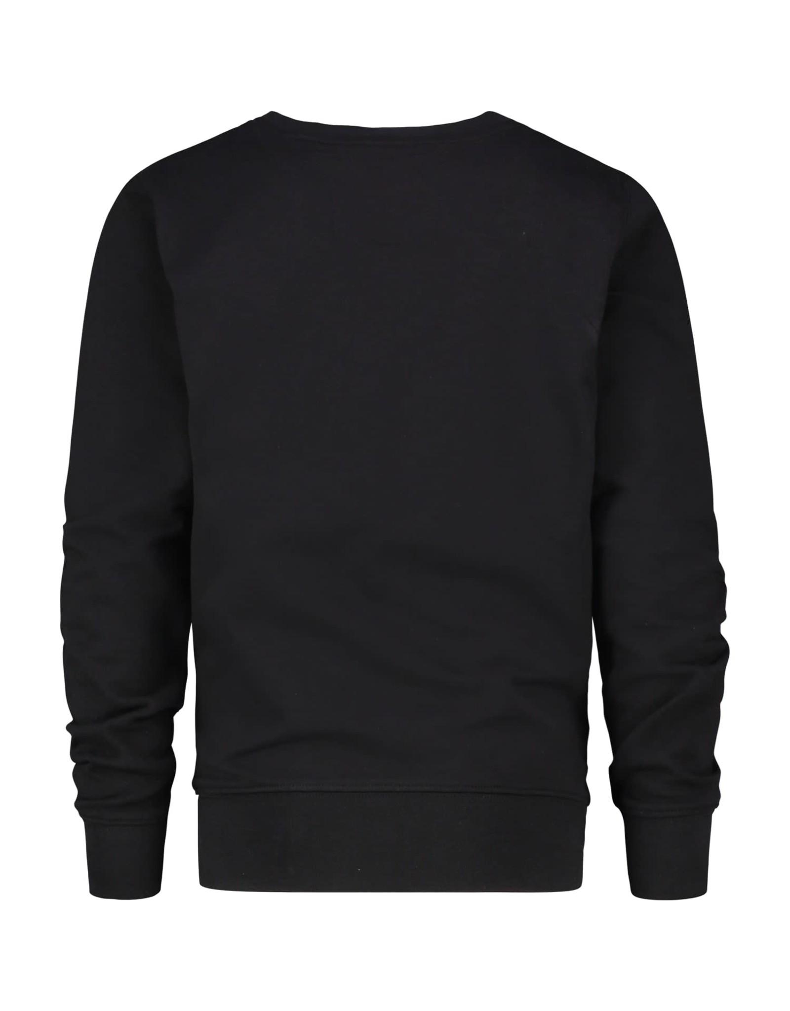 Vingino Vingino jongens sweater Nazio Black