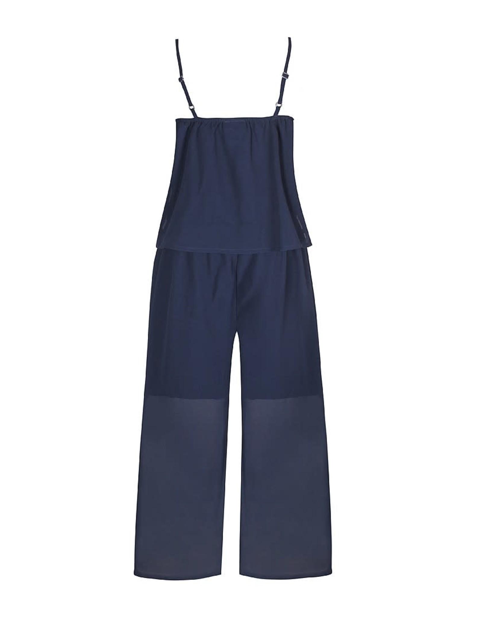 D-Xel D-Xel meiden jumpsuit Dita Blue