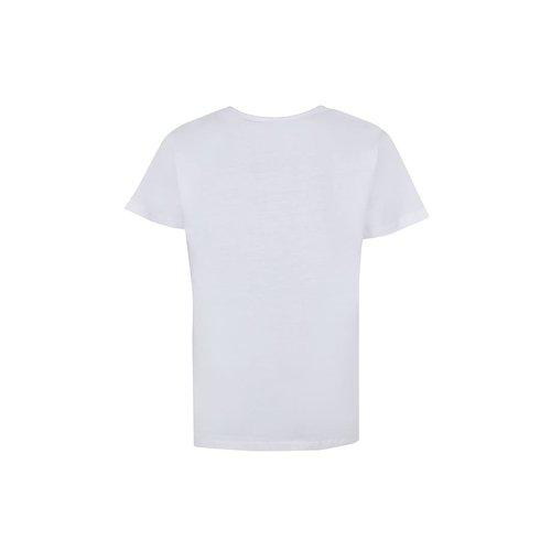 D-Xel D-Xel meiden t-shirt Kanza White