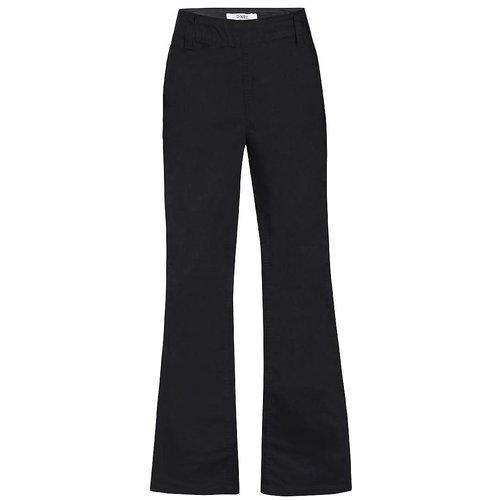 D-Xel D-Xel meiden flaired pants Lillith Black