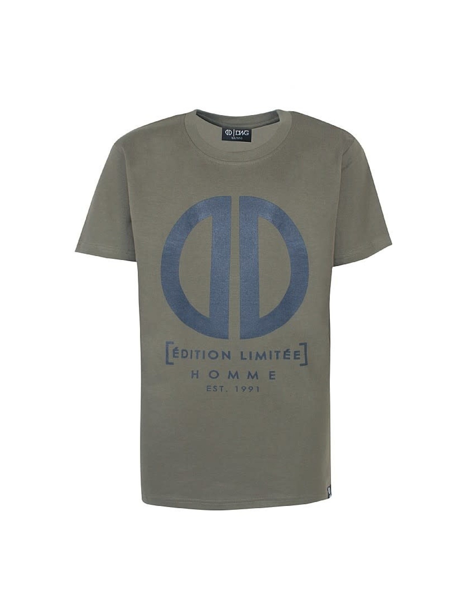 D-Xel D-Xel jongens t-shirt Daemeon Army