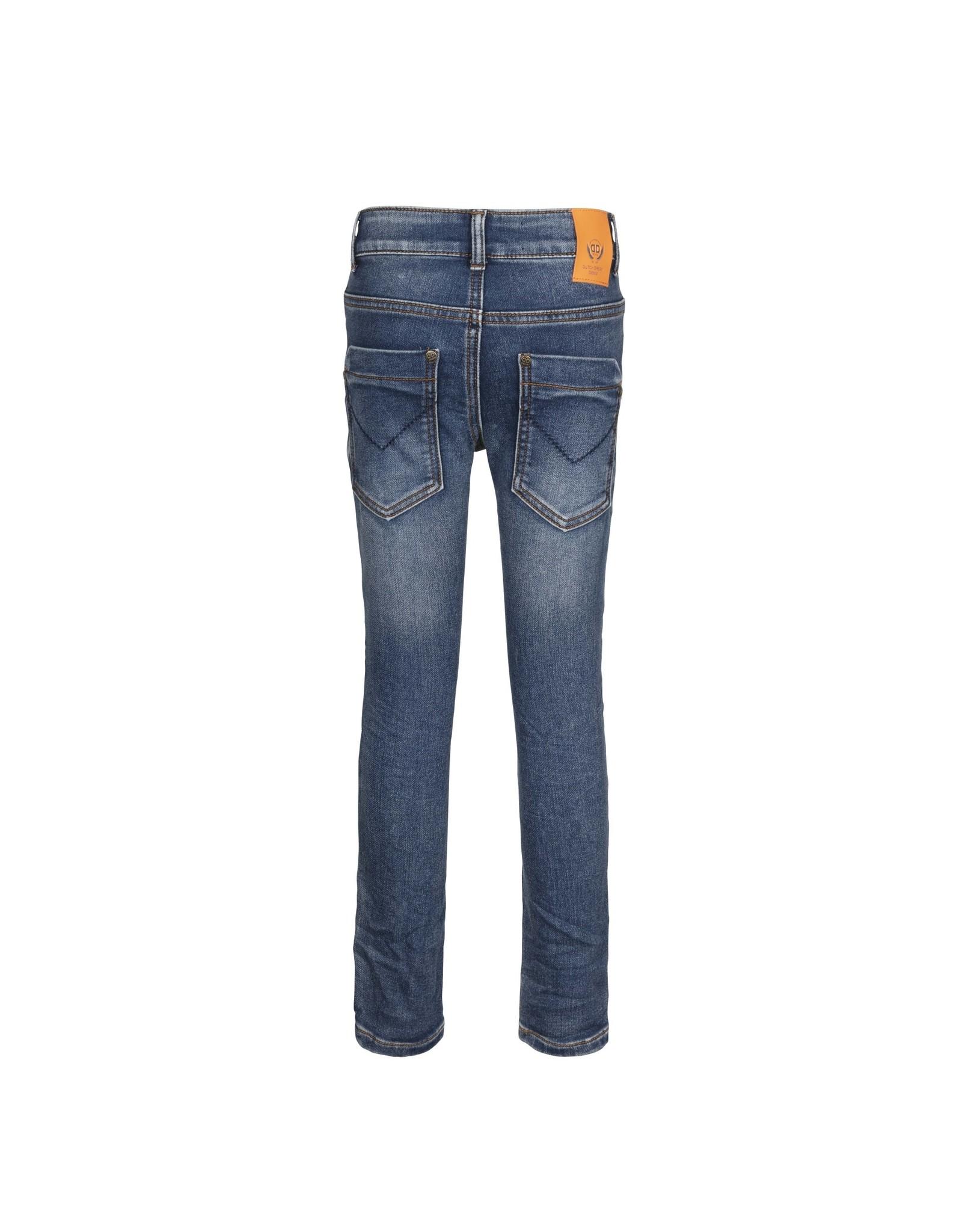 DDD DDD jongens extra slim fit jeans Ajabu