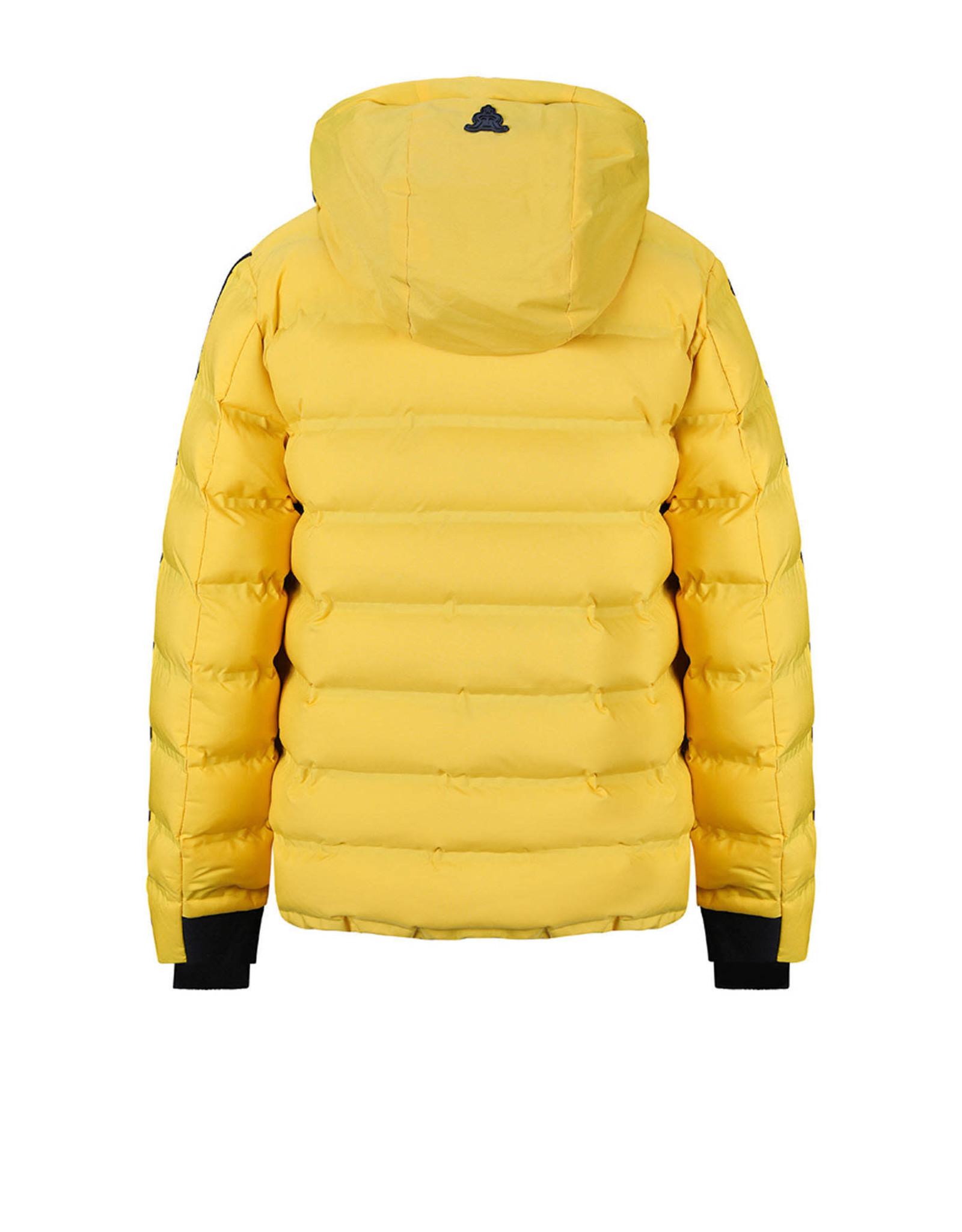 RETOUR Retour jongens winterjas Lion Yellow