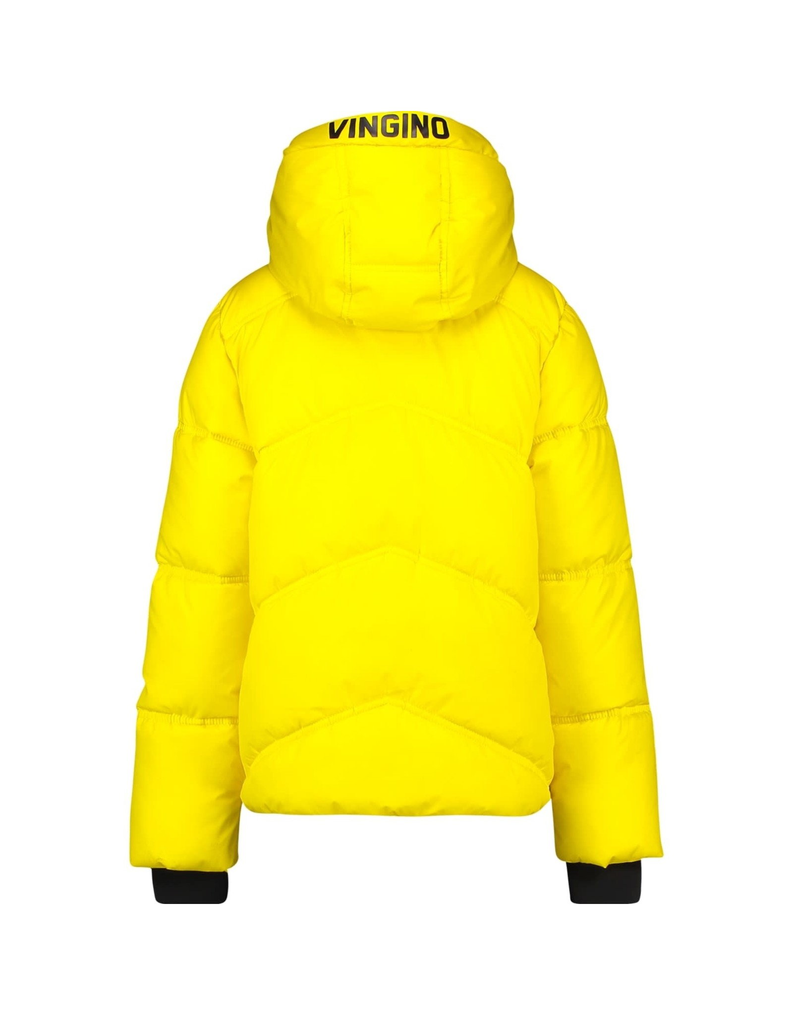 Vingino Vingino meiden winterjas Tiganne Bright Yellow