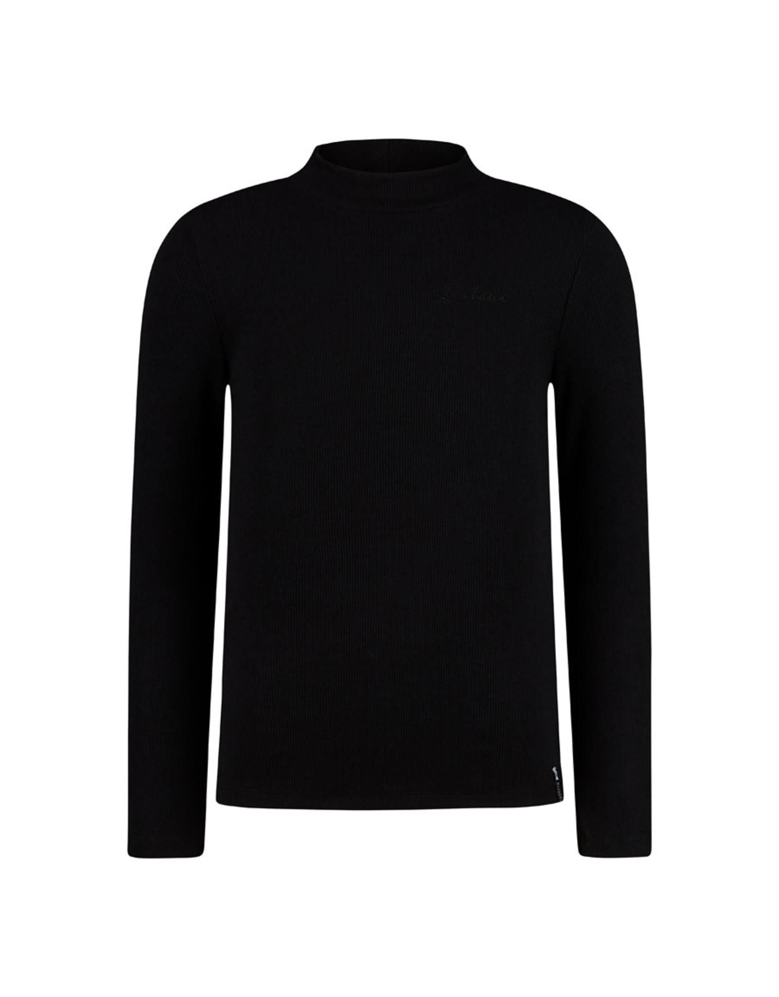 RETOUR Retour meiden shirt met coll Mirella Black