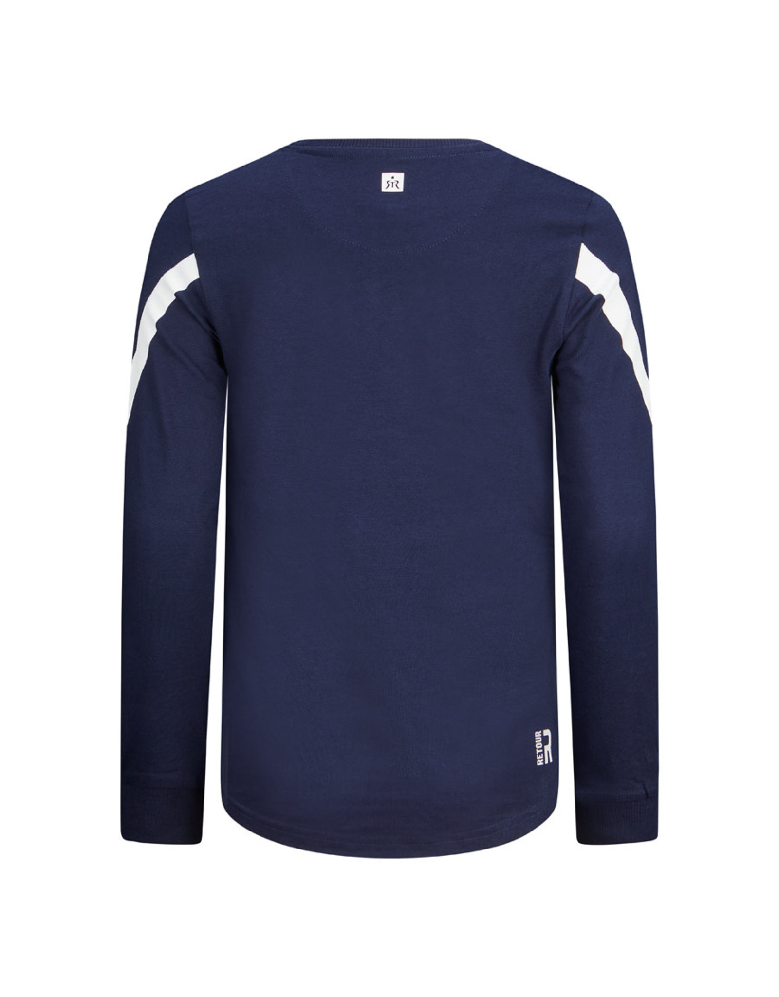 RETOUR Retour jongens shirt Richard Navy