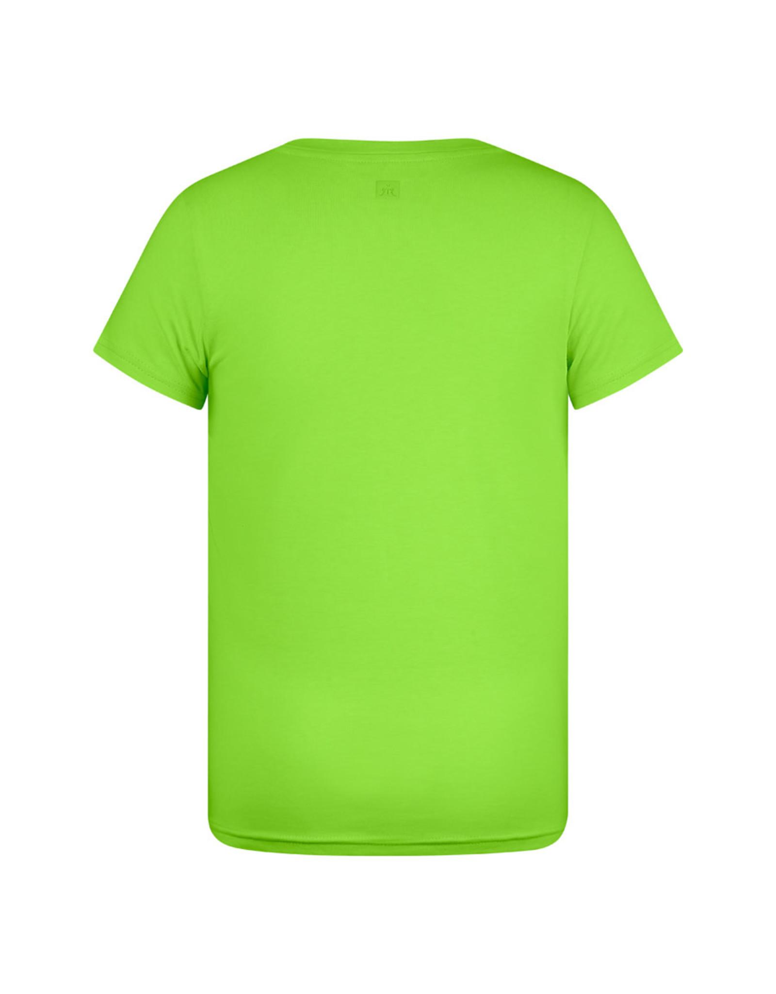 RETOUR Retour jongens t-shirt Sean Neon Green