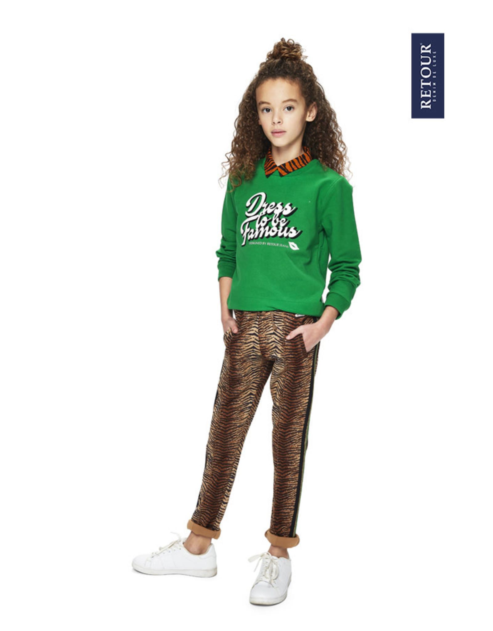 RETOUR Retour meiden sweater Suzan Green