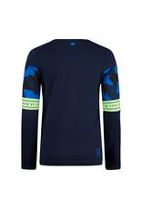 RETOUR Retour jongens shirt Jorn Navy