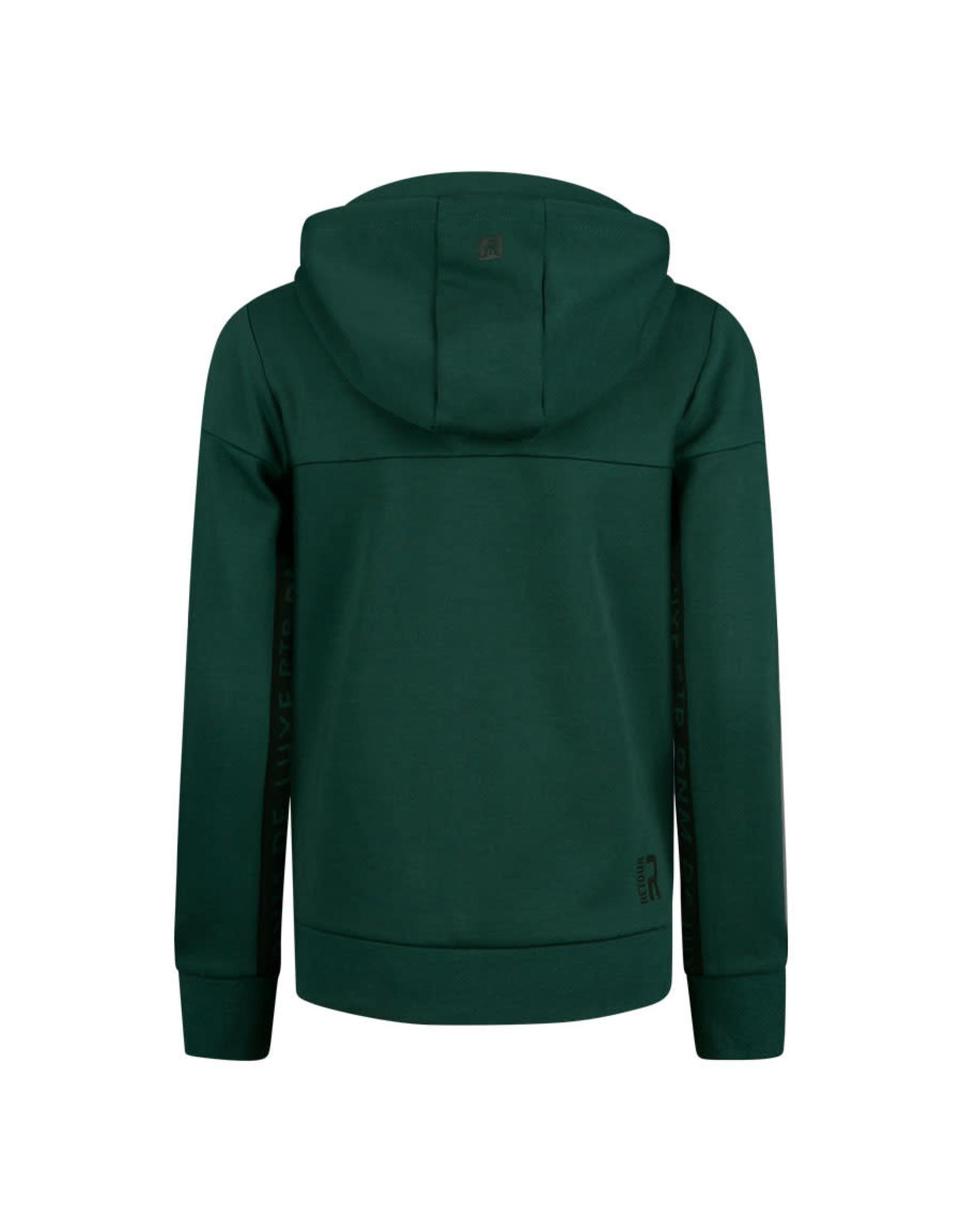 RETOUR Retour jongens hoodie Chaz Green