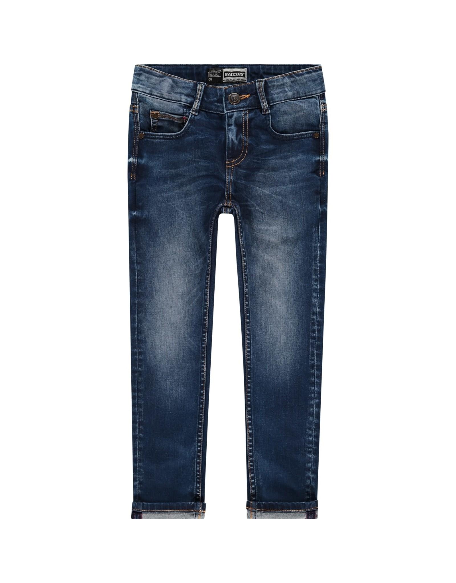 Raizzed Raizzed jongens jeans Tokyo Dark Blue Tinted W20