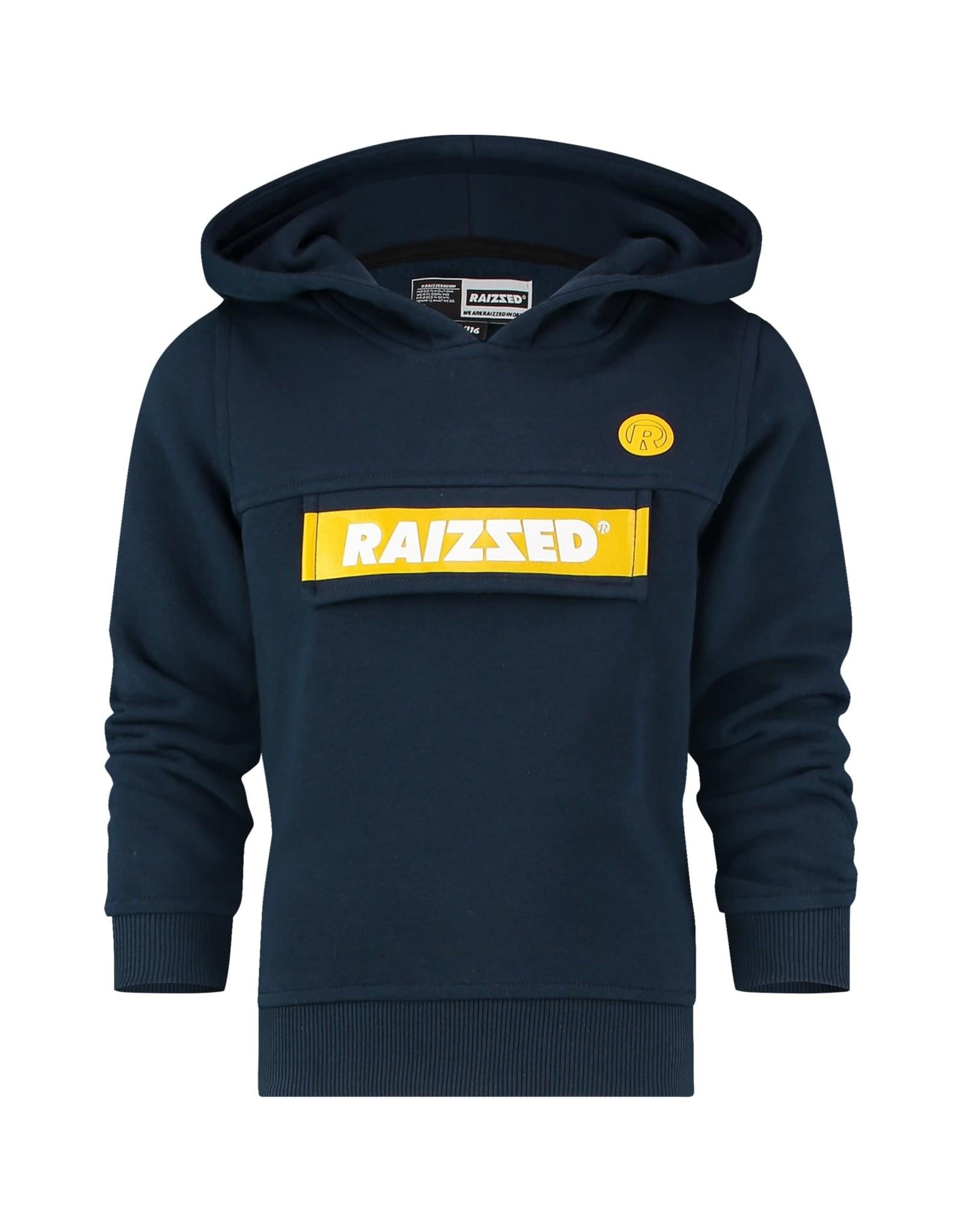 Raizzed Raizzed jongens hoodie Norwich Dark Blue