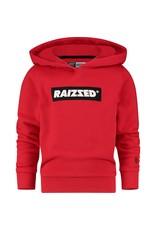 Raizzed Raizzed jongens hoodie New York Blast Red